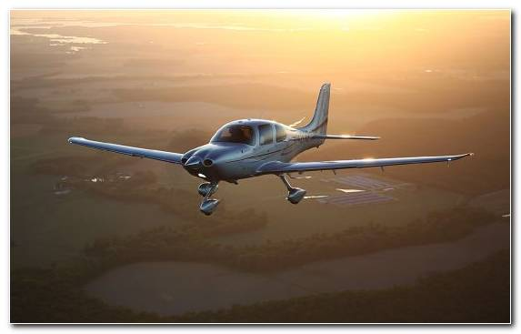 Image Jet Aircraft General Aviation Airplane Light Aircraft Landing