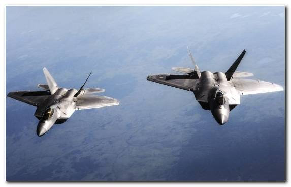 Image Jet Aircraft Military Aircraft Lockheed Martin F 22 Raptor Stealth Aircraft Airplane