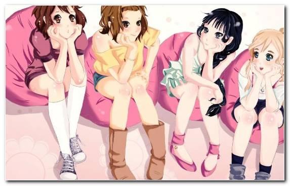 Image Joint Manga Leg Human Pink