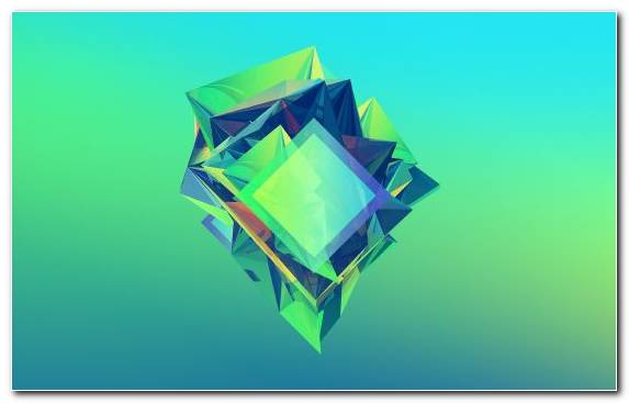 Image Justin Maller Art Paper Green Graphics Triangle