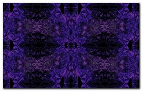 Image Kaleidoscope Psychedelic Art Fractal Art Violet Texture