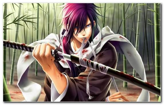 Image Katana Sword Costume Japan Kenshin Himura