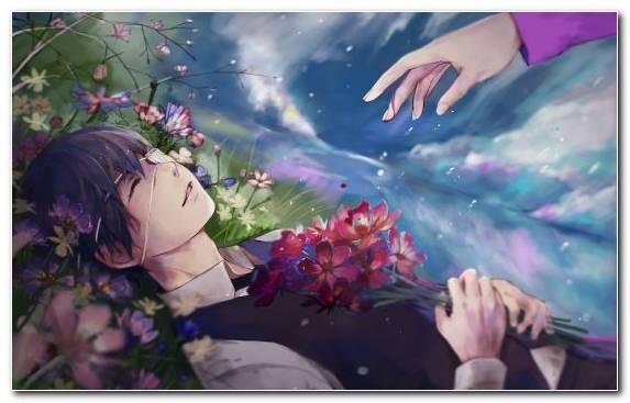Image Ken Kaneki Flora Music Ghoul Tokyo Ghoul