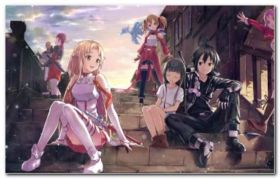 Image Kirito Anime Costume Asuna
