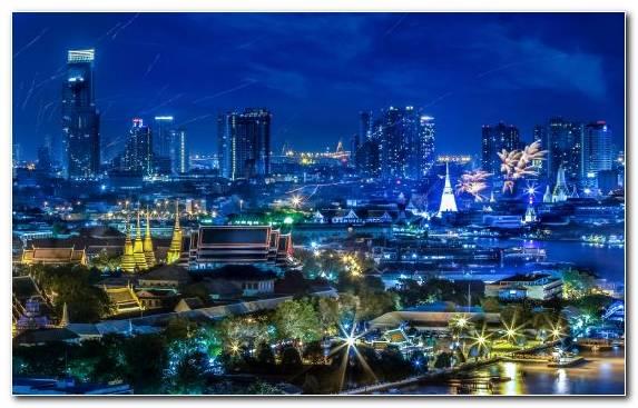Image Ko Samui Hotel Cityscape Nightlife Urban Area