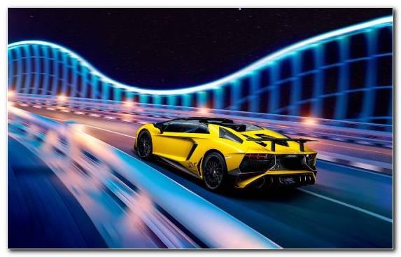 Image Lamborghini Sports Car Sportscar 2017 Lamborghini Aventador 2016
