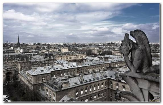 Image Landmark Ancient History City Paris Building