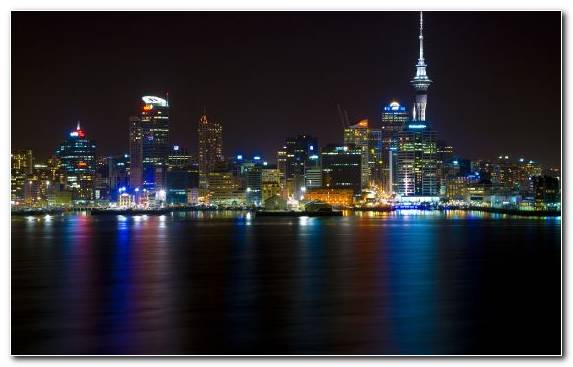 Image Landmark Cityscape Capital City Urban Area Night