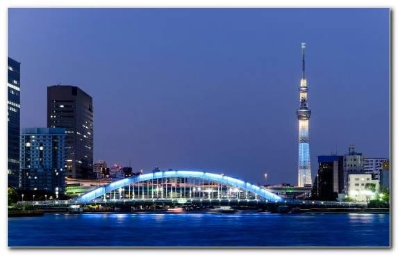 Image landmark cityscape horizon metropolis building