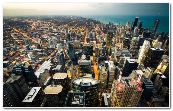 Image Landmark Cityscape Skyline Urban Area Chicago