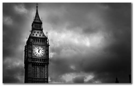 Image Landmark Clock Tower Metropolis Daytime Spiral