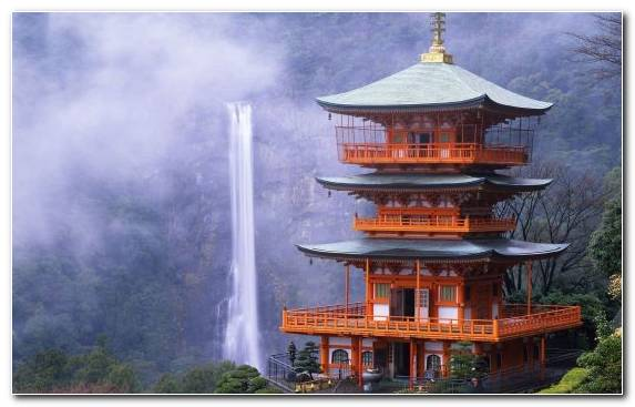 Image Landmark Japanese Architecture Hotel Chinese Architecture Shinto Shrine