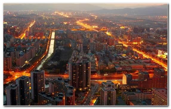 Image Landmark Metropolis Shanghai Cityscape Urban Area