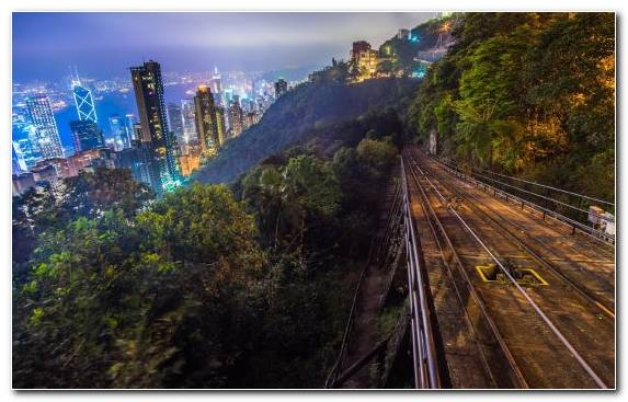 Image Landmark Sky Track Nature Hong Kong