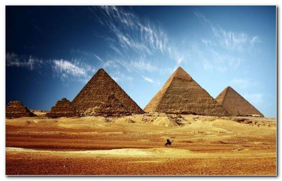 Image Landmark Tourist Attraction Monument Great Pyramid Of Giza Landscape