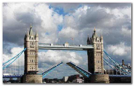 Image Landmark Westminster Bridge Sky River Thames Tower Of London