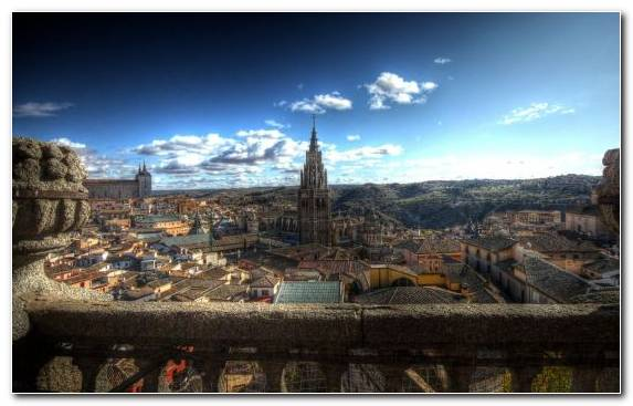 Image Landscape City Panorama Tourist Attraction Historic Site