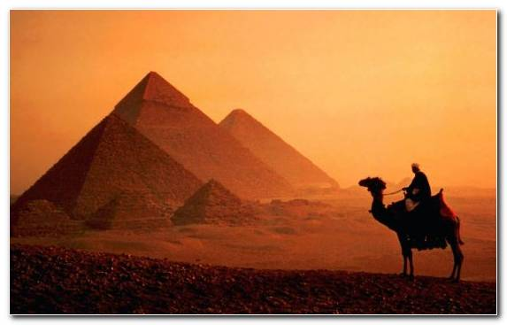 Image Landscape Nile Pyramid Ecoregion Tourist Attraction