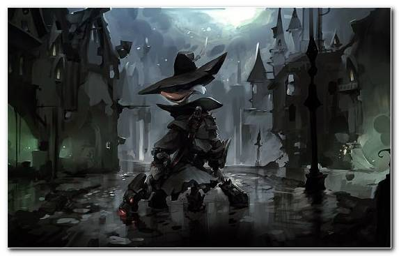 Image Landscape Painting Darkness Pc Game Fictional Character Painter
