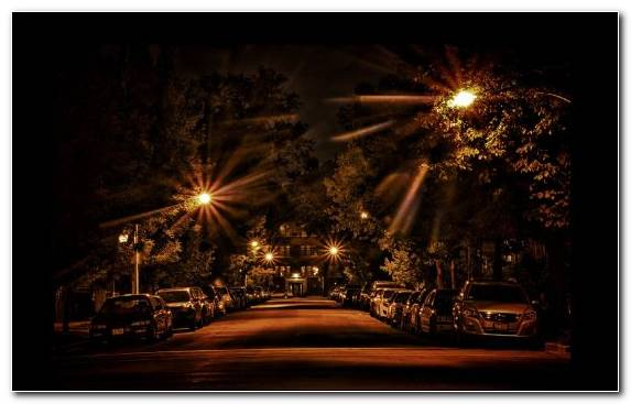 Image Lantern Street Light Lighting Darkness Night