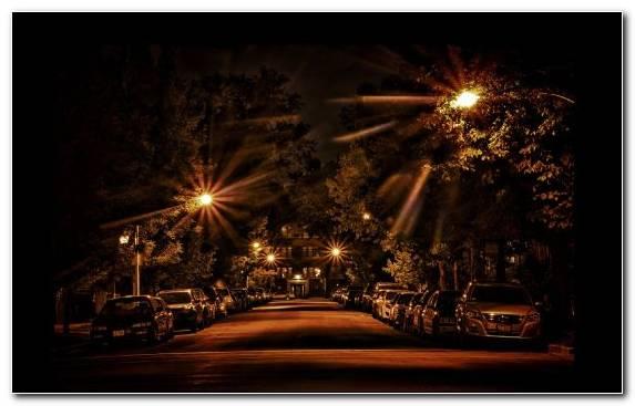 Image Lantern Street Light Lighting Darkness Night