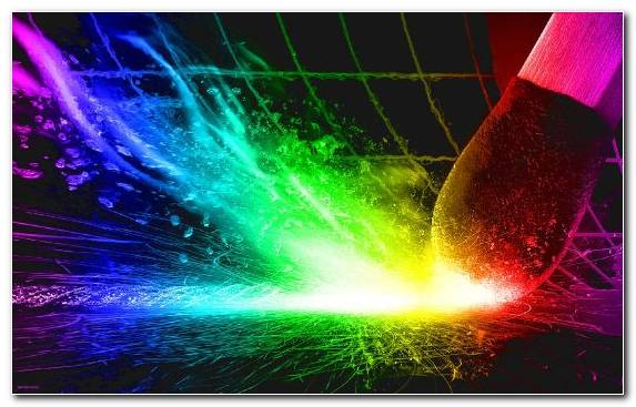 Image Laser Light Special Effects Space