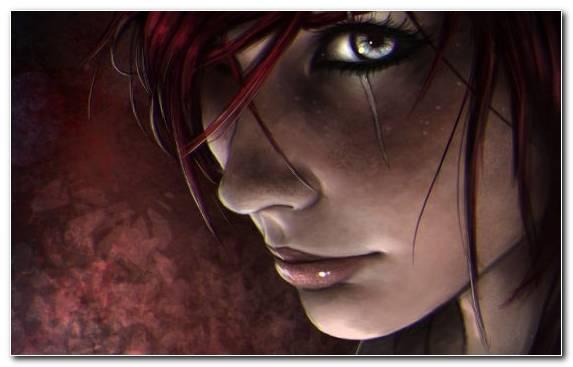 Image League Of Legends Eyebrow Beauty Black Hair Nose