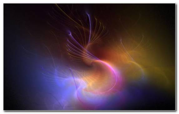 Image Light Fractal Art Purple Special Effects Dark