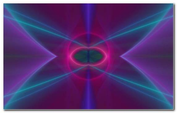 Image Light Violet Purple Neon Symmetry