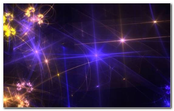 Image Lighting Lens Flare Fractal Art Space Laser