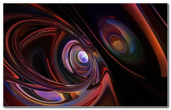 Image Line Fractal Art Special Effects Macro Photography Vortex