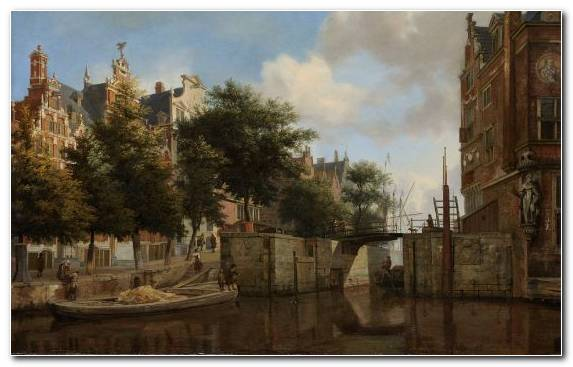Image London Sky Medieval Architecture Painting Spire
