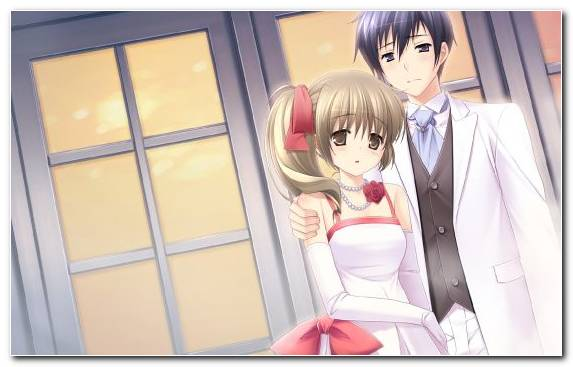 Image Love Mangaka Hug Boyfriend Girl