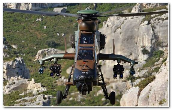 Image machine eurocopter tiger tree attack helicopter military helicopter