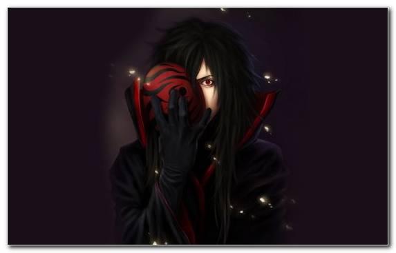 Image Madara Uchiha Darkness Clan Uchiha Naruto Shippuden Supervillain