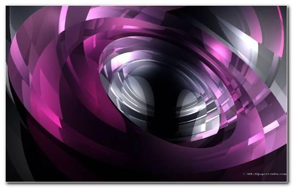 Image Magenta Spiral Violet Fractal Art Graphics