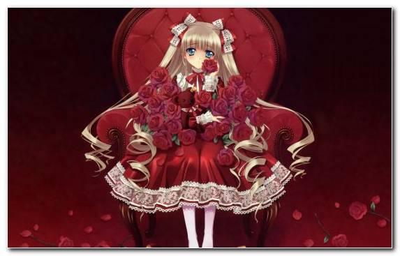 Image magical girl chibi girl illustration manga