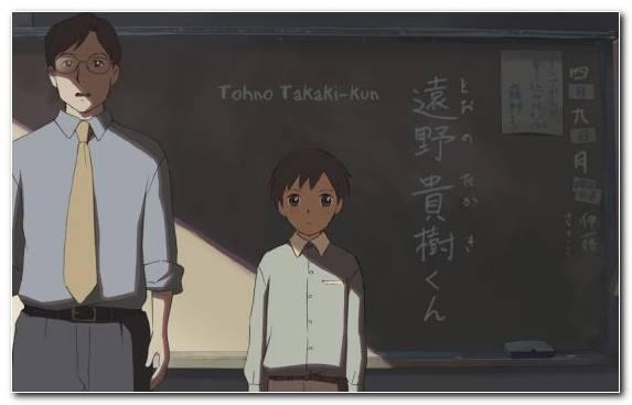 Image Makoto Shinkai Film Male Gentleman Human