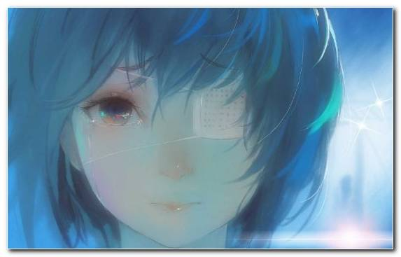 Image Manga Anime Blue Hair Blue Chapter
