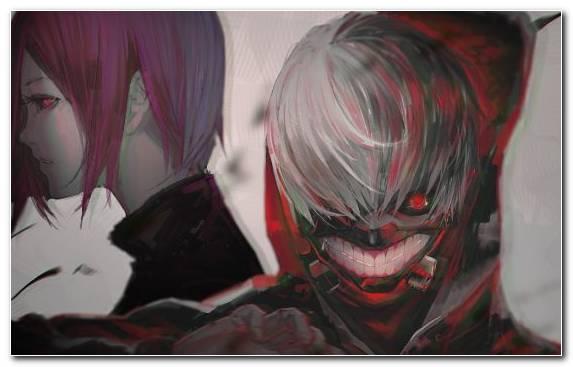 Image Manga Anime Red Blood Design