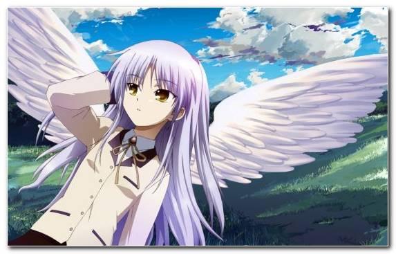 Image Mangaka Yuri Nakamura Hideki Hinata Angel Beats Supernatural Creature