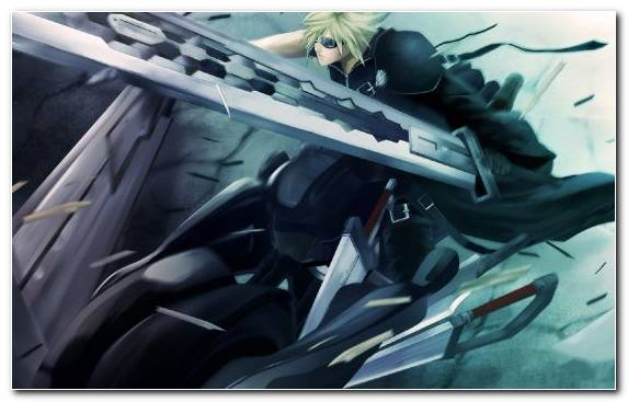 Image Mecha Anime Machine Sephiroth Cloud Strife