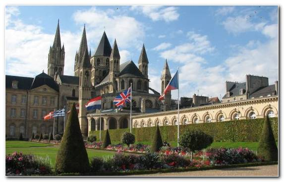 Image Medieval Architecture Almshouse Cathedral City Tours