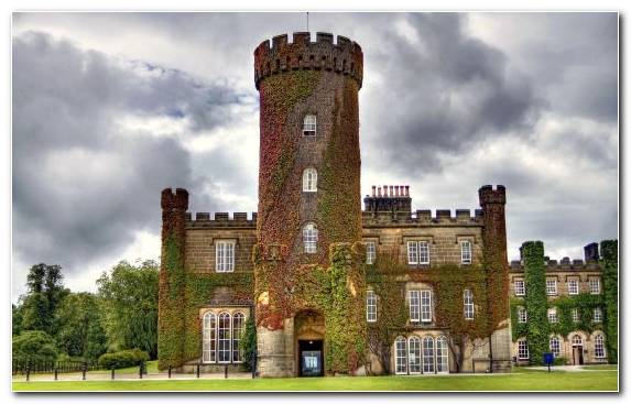 Image Medieval Architecture Estate Castle Listed Building England