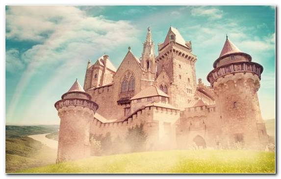 Image Medieval Architecture Middle Ages Historic Site Sky Art