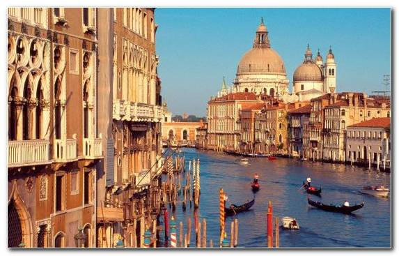 Image Medieval Architecture Piazza San Marco Landmark Gondola Grand Canal