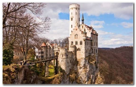 Image Medieval Architecture Tourist Attraction Castle Sky Neuschwanstein Castle