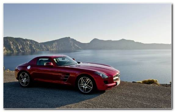 Image Mercedes Benz Sls Amg Sportscar Car Mercedes Benz Sports Car
