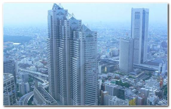 Image Metropolis Cityscape Skyscraper Urban Area Capital City