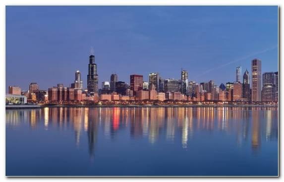 Image metropolis daytime cityscape skyline day